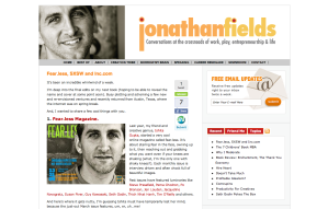 """Jonathan Fields"""