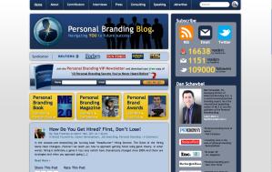 """Personal Branding Blog"""