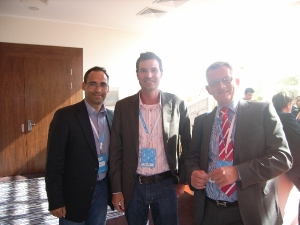 CMO Congress - Ivan Hernandez, Robin Hamman, Michael Leander