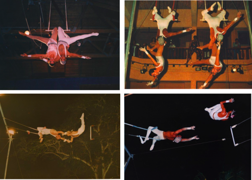 """""""Circus arts"""""""